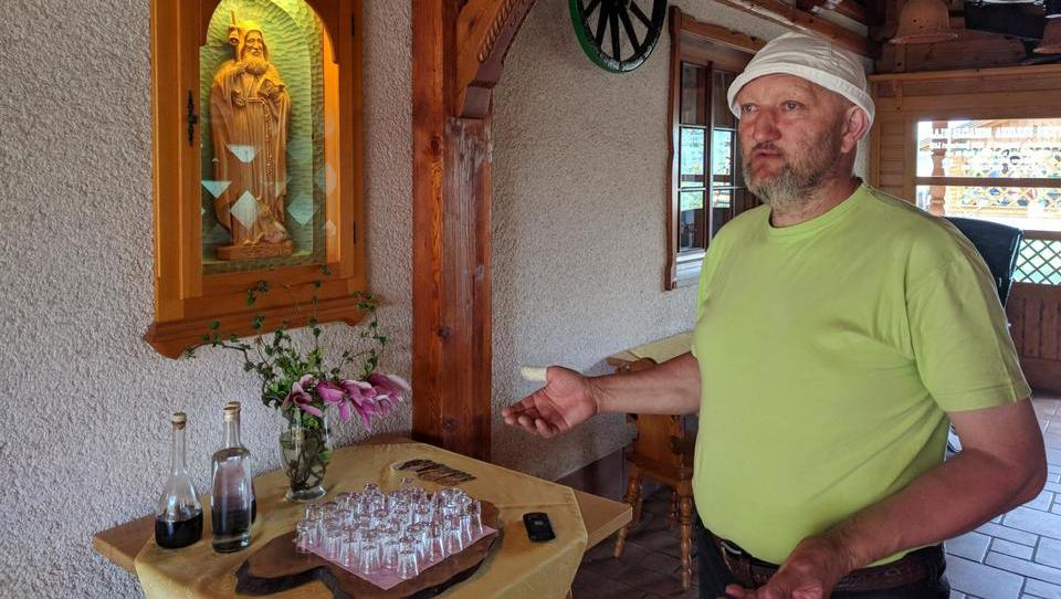 (video, foto) Griči nad Litijo, priložnost za kmečki turizem
