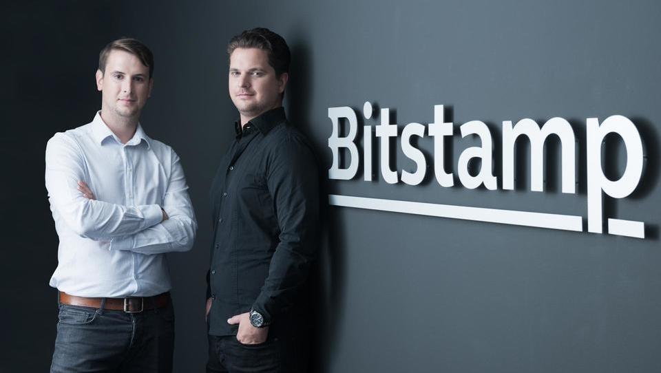 Bitstamp Damiana Merlaka in Nejca Kodriča mika južnokorejske vlagatelje