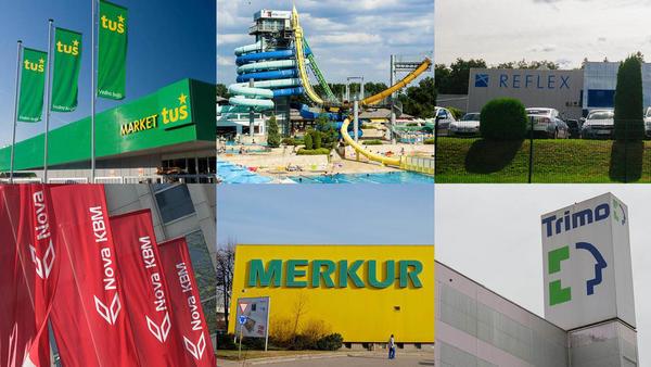 Zasebni skladi se že pripravljajo na izstope iz slovenskih naložb: katere družbe vse utegnejo biti naprodaj?