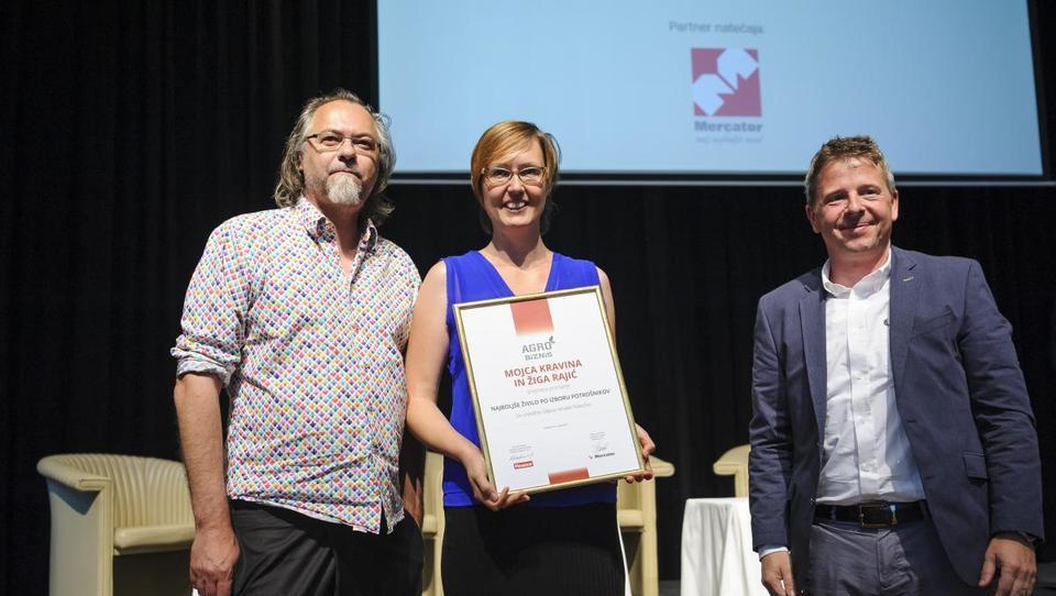 (video) Ekokmetija Jenko, Perger 1757 in Pekočko so zmagovalci letošnjega izbora Agrobiznis