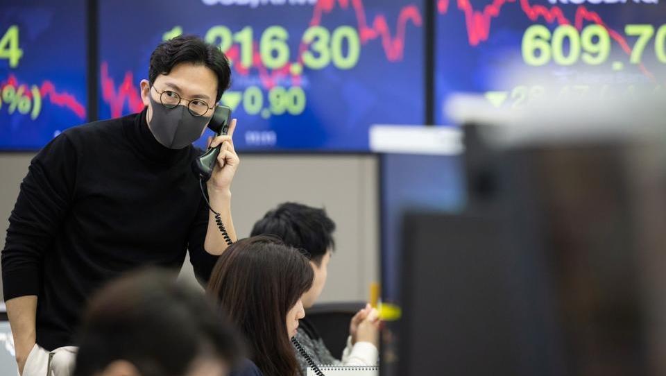 Najslabši teden po finančni krizi iz leta 2008