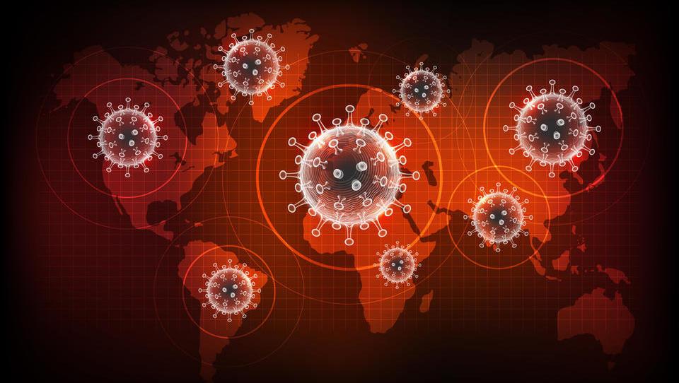 Kako vas lahko s koronavirusom ujamejo v past hekerji