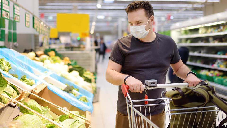 Koronavirus spreminja pravila igre v kmetijstvu