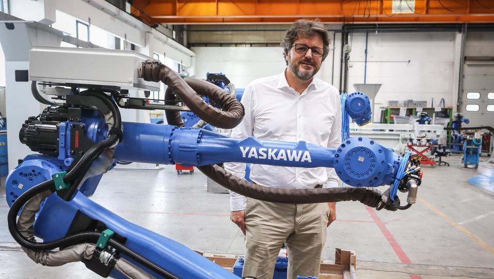 V Yaskawi bodo v dveh letih prešli na 95 odstotkov evropskih dobav