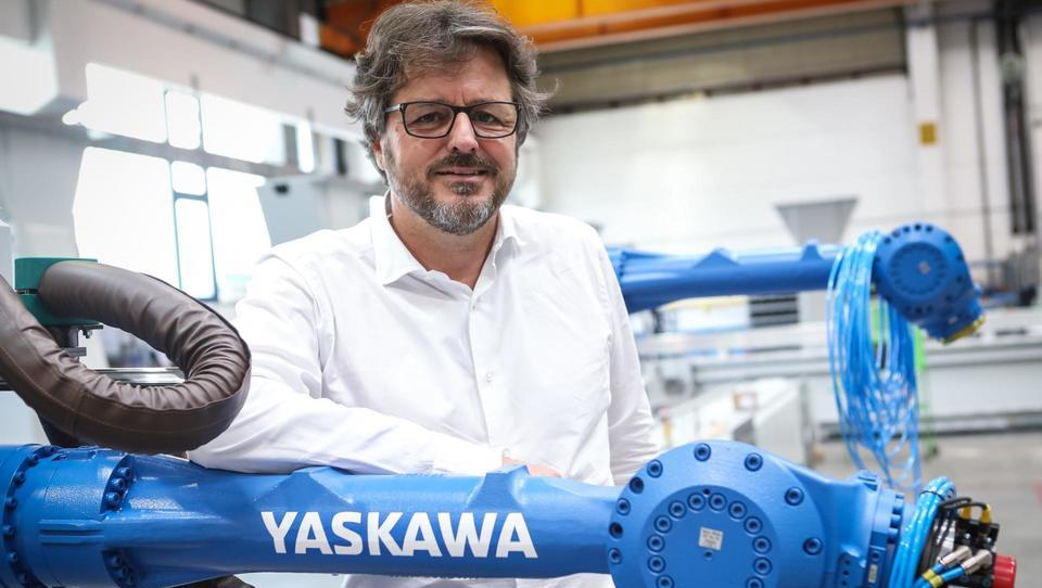 (intervju) Slovenci smo med bolj robotiziranimi v evropskem merilu