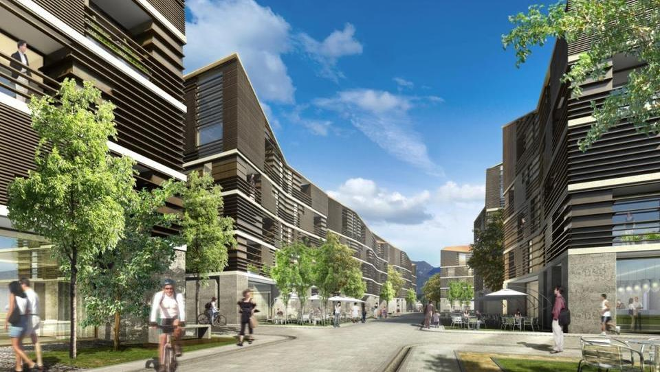Egipčani iz Iskraemeca v Kranju načrtujejo skoraj 400 novih stanovanj
