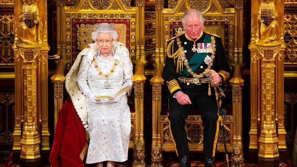 Kraljica razkrila - kaj je vznemirljiva zakonodaja, ki jo je napovedoval premier Johnson