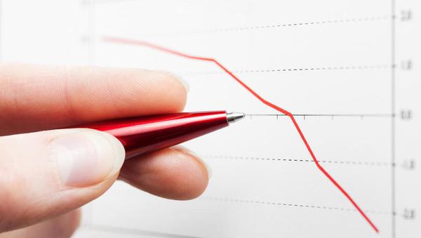 Gospodarska klima se je tudi novembra poslabšala