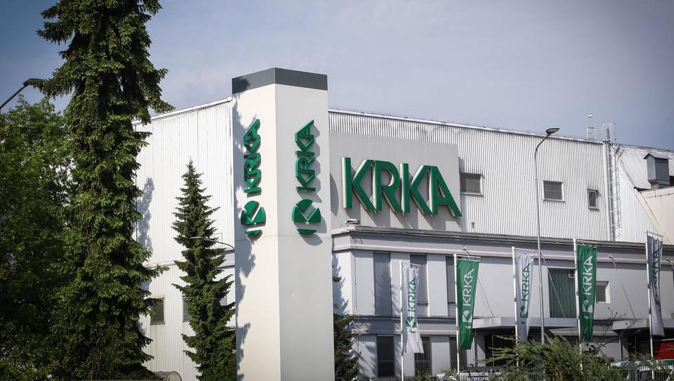 Skupina Krka prodajo v Q1 povečala za 12, EBIT pa za 17 odstotokov; najbolj raste na zahodu