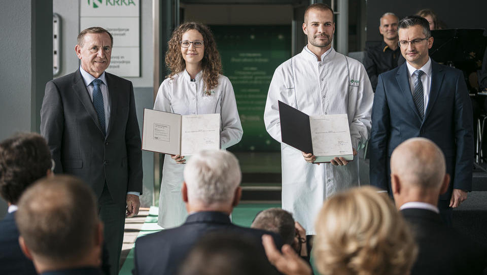 Jože Colarič potrjuje, letošnji dobiček Krke bo veliko večji