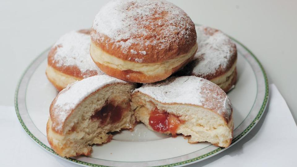 Don Don vlaga pet milijonov evrov v novo linijo za peko krofov
