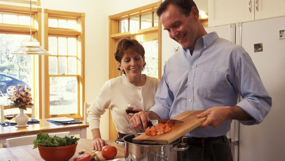 Kako s pomočjo kuhinje odgnati zdravnika?