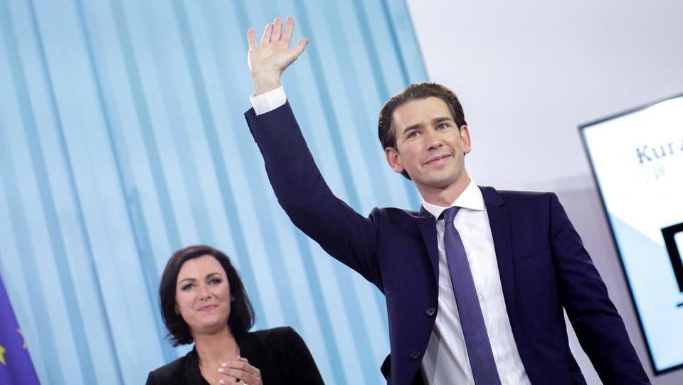 Avstrija se je zasukala v desno