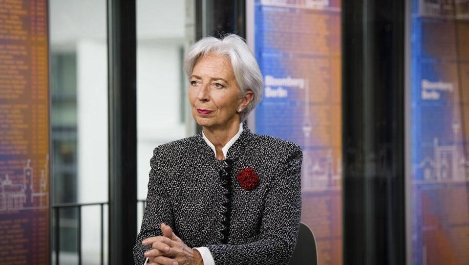 Na vrh EK Ursula von der Leyen, na vrh ECB Christine Lagarde