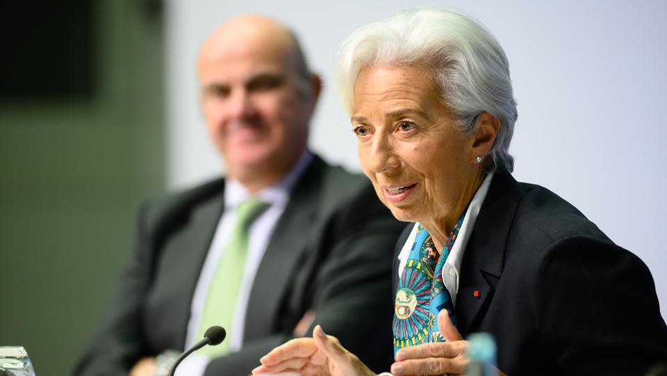 Nova šefinja ECB Christine Lagarde sporoča: Želim biti monetarna sova