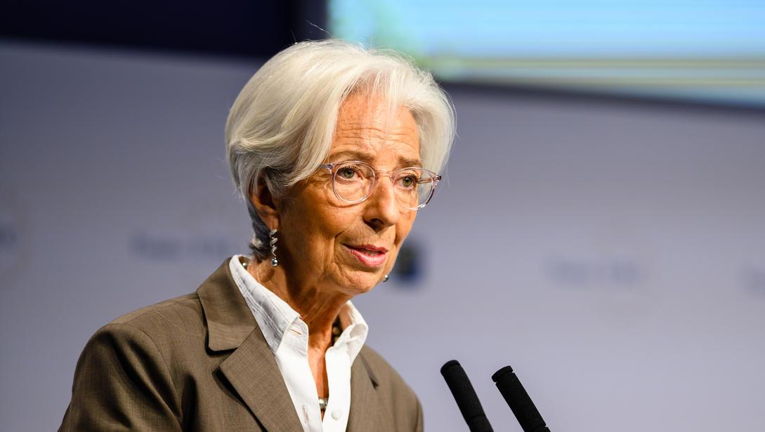 Oči, uprte v Christine Lagarde: obresti nazaj proti ničli ali še globlje v negativno območje?
