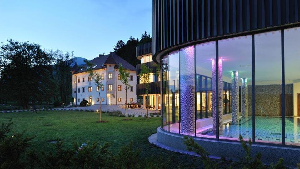 (Privoščite si) Razvajanje v dvorcu in butičnem hotelu Lambergh Chateau & Hotel za 89 evrov