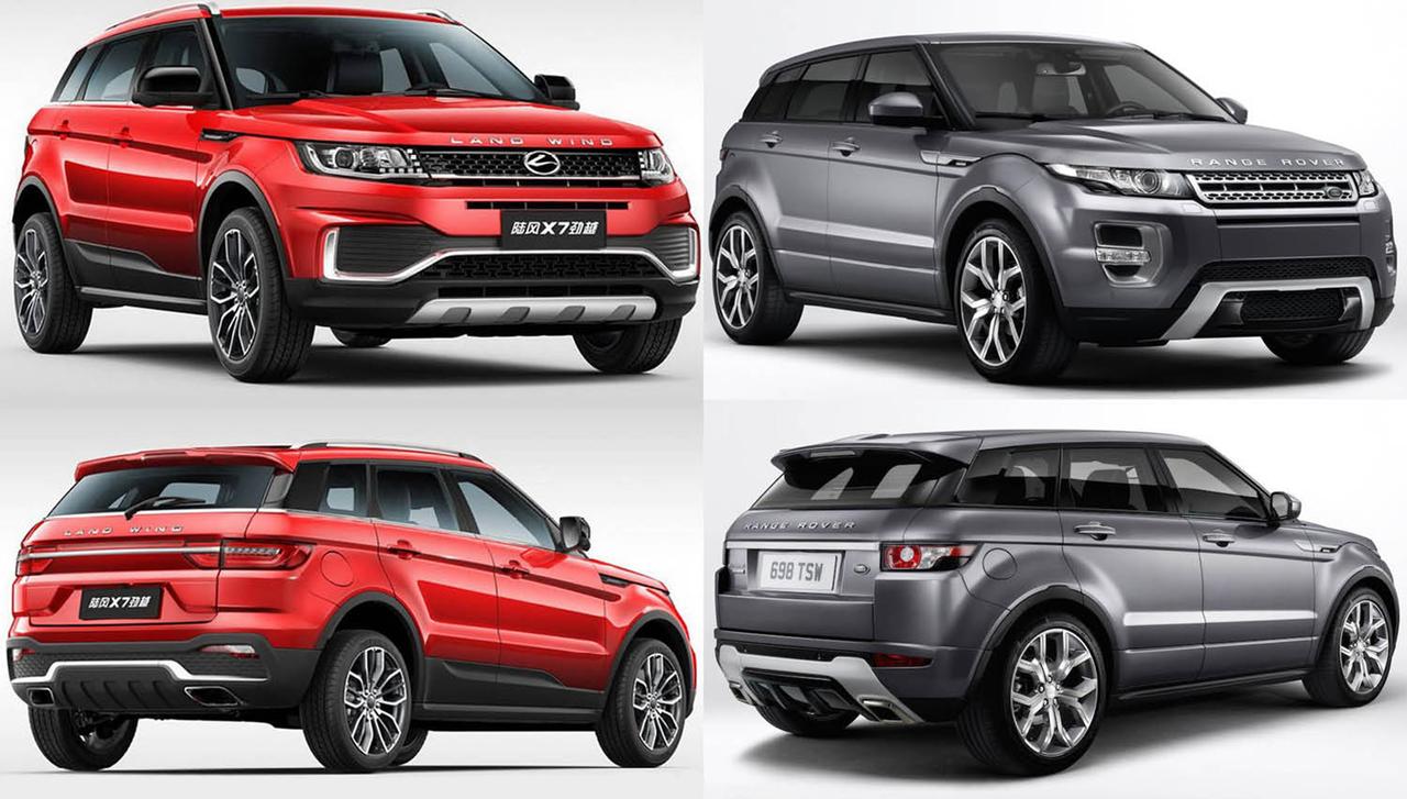 Prelomna sodba – Kitajci prvič kaznovani za kopiranje tujih avtomobilov