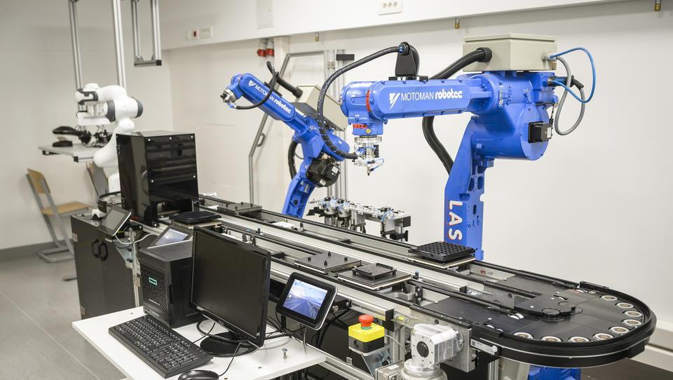 Vsak realen proizvodni proces znajo spraviti v digitalno obliko