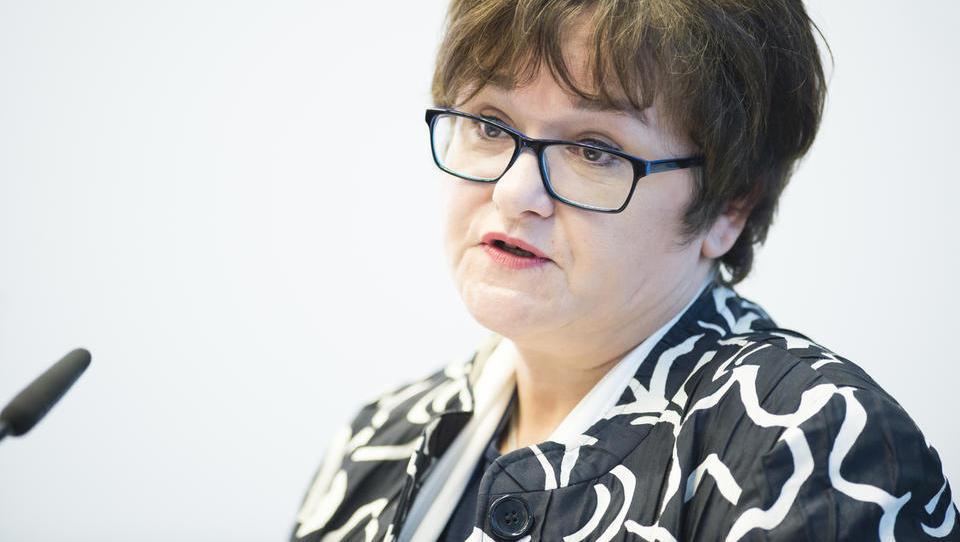 Nemka Sabine Lautenschläger je šefa Draghija obvestila, da zapušča ECB