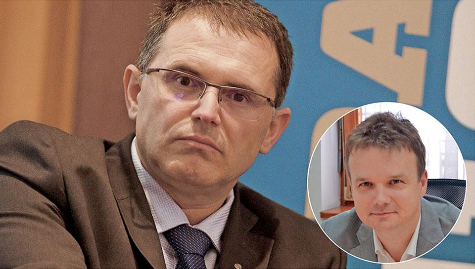 Janez Lavre v UKC Maribor odžagal šefa nabave