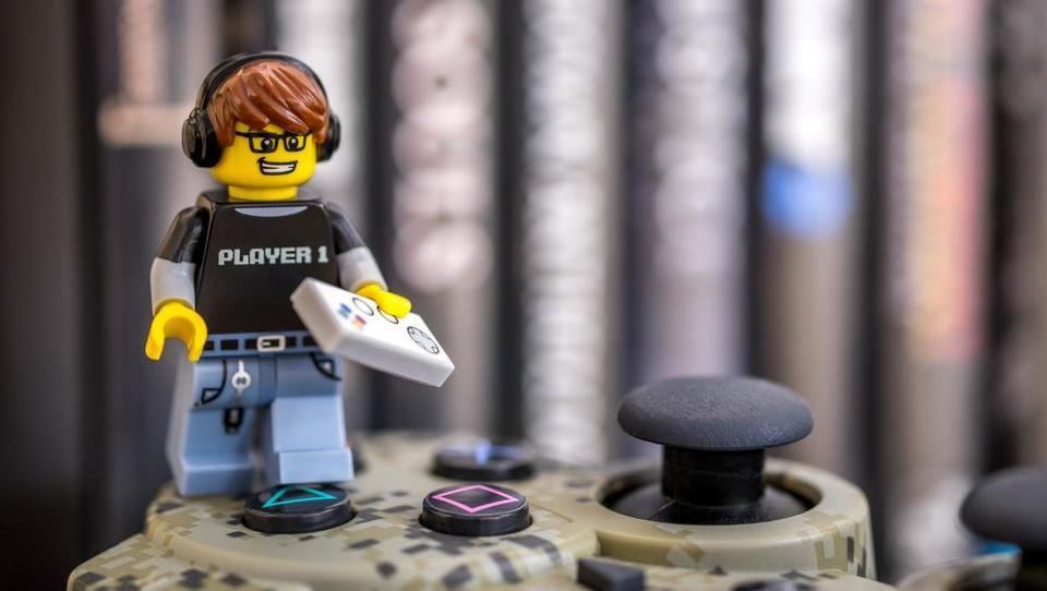 Igre Lego s Tencentovo pomočjo do večje pogače na kitajskem trgu igrač