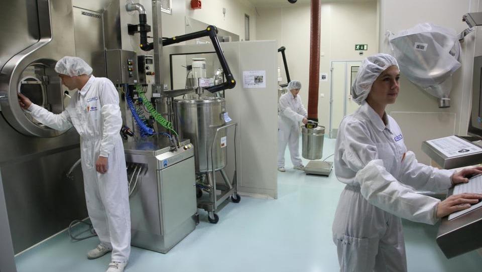Lek v širitev proizvodnje amoksiklava na Prevaljah