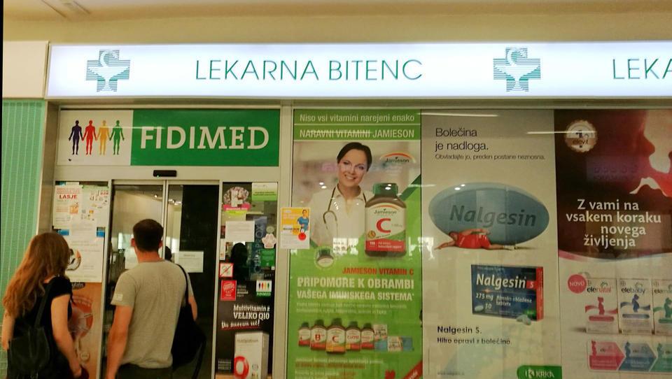 Na lokacijo izrinjenega lekarnarja Bitenca v Šiški se seli Lekarna Ljubljana