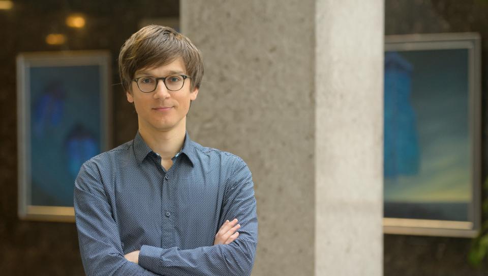 Jure Leskovec: Slovenci mislimo, da smo pridni, pa bi lahko bili bolj