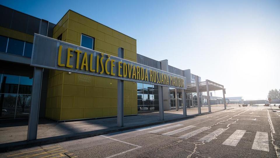 Mariborsko letališče pred razcvetom