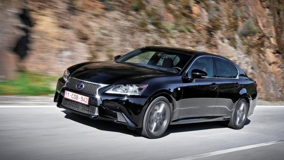 Finalist PAL 2014: Lexus GS