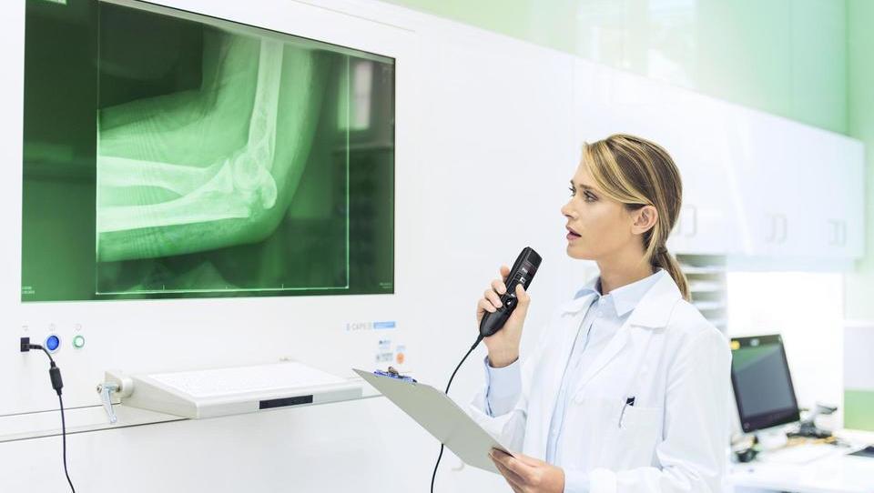 Sistem eGovor za optimizacijo dela v medicini