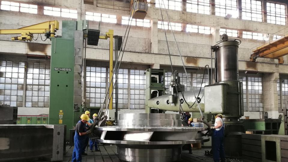 Litostroj Power: nov gonilnik za najmočnejšo črpalno turbino v Evropi