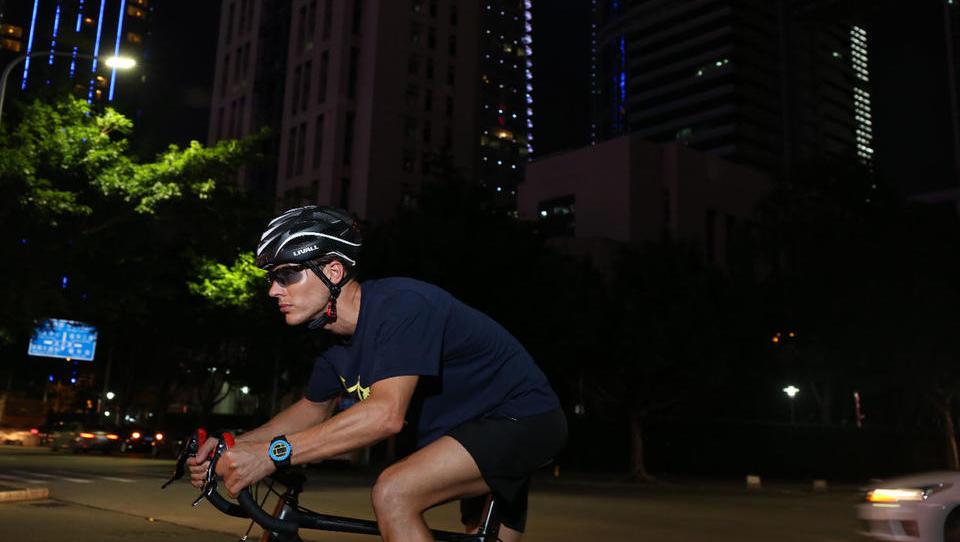 S kolesarsko čelado brezplačno na nekatere prireditve