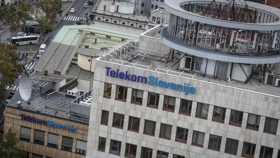 Telekomu upadajo prihodki, dobičkonosnost večja