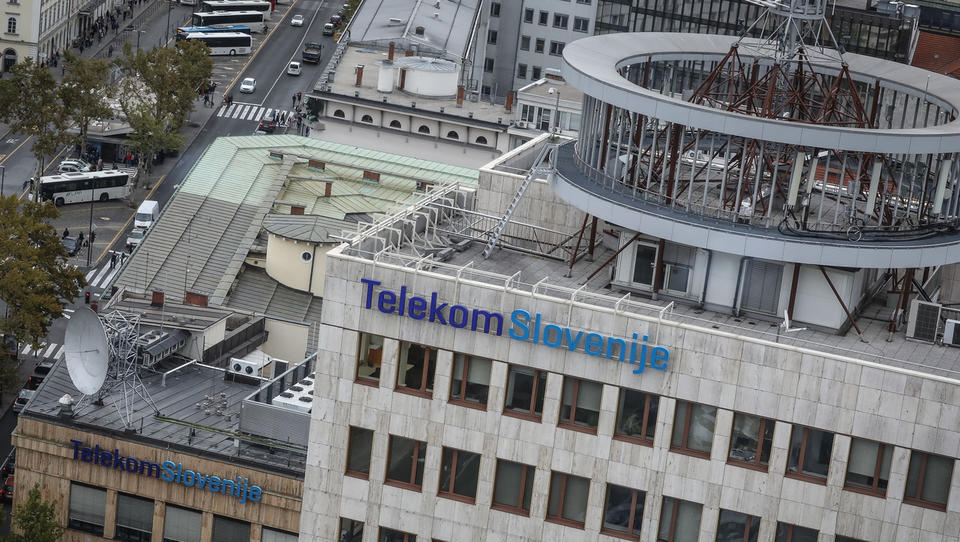 Telekom posloval bolje kot leta 2017, a skromnejše kot v letih pred tem: predlog dividenda 4,5 evra bruto