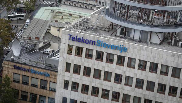 Telekom: dobiček vsega 1,2 milijona evrov, izgube medijev vse večje, uprava bi vlagala, dividend pa ne izplačevala