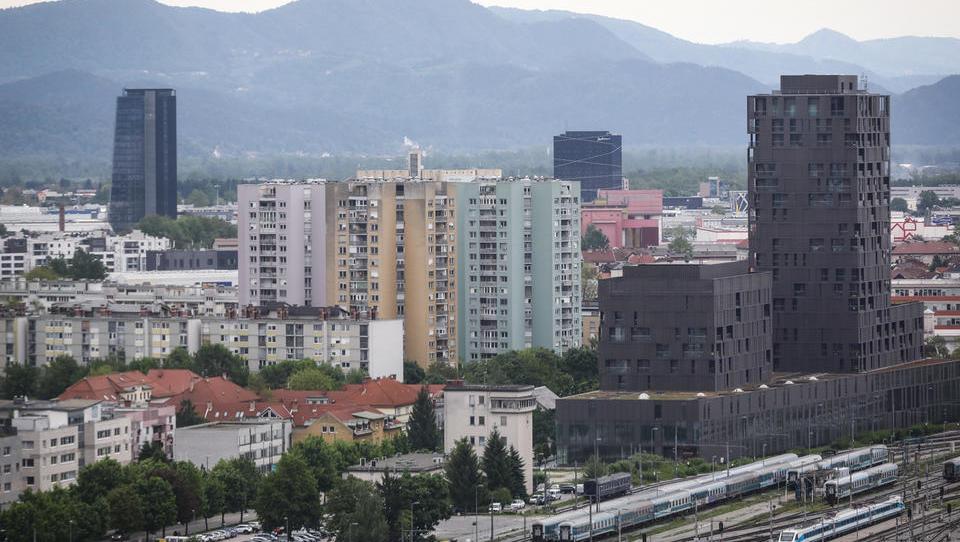 Eurostat Sloveniji izračunal četrto največjo letno rast cen stanovanjskih nepremičnin