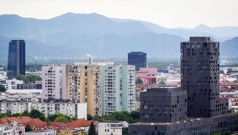 Za koliko se letos v resnici prodajo stanovanja v Ljubljani