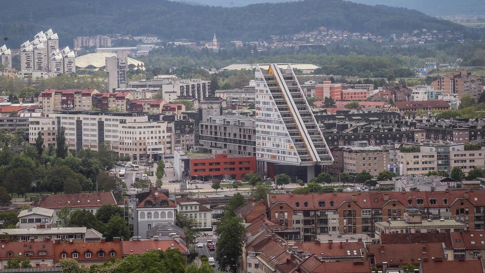 (graf) Kako rastejo cene stanovanj v Ljubljani