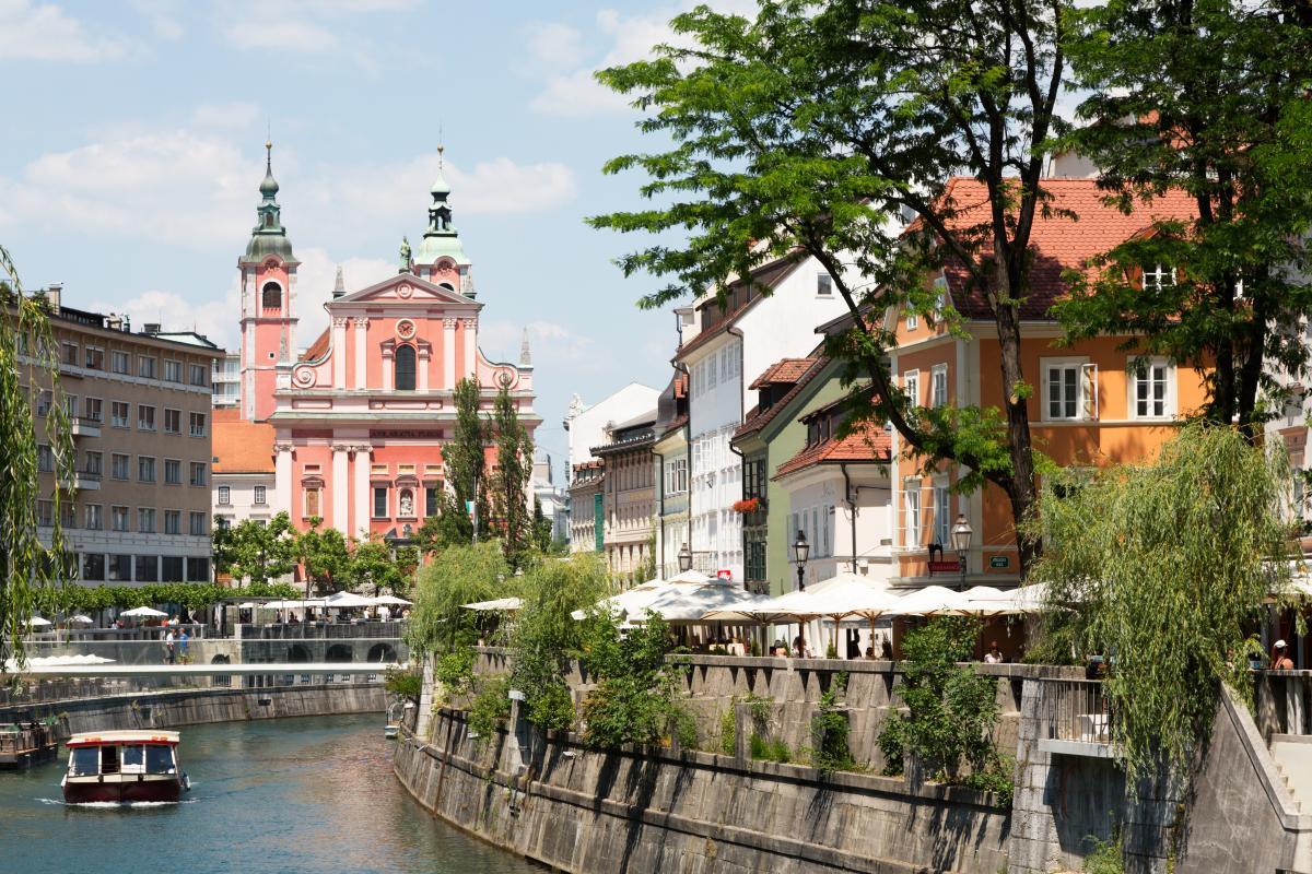 Verliefd op Slovenië