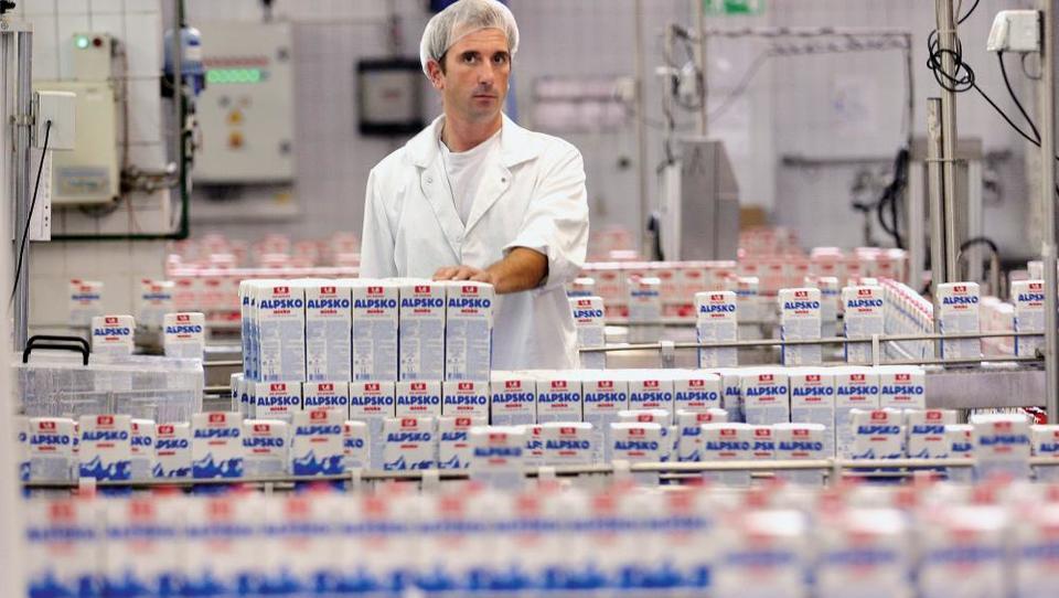 Ljubljanske mlekarne bodo delale jogurte za Dansko in Švedsko