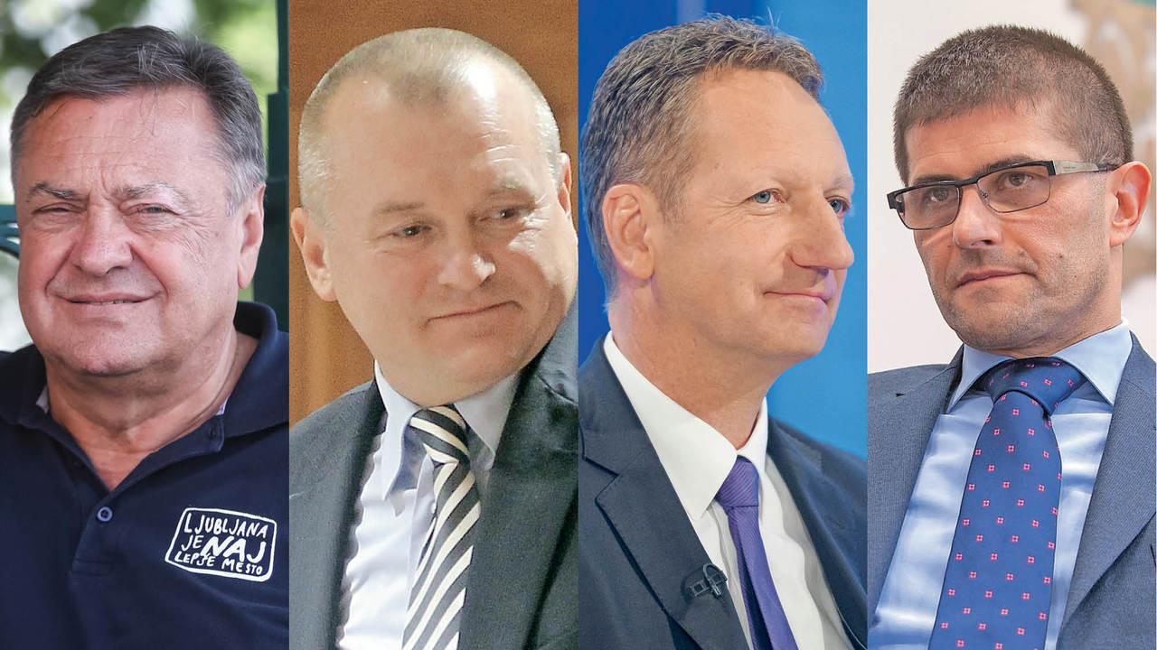 Lokalne volitve: kje bodo najzanimivejši županski dvoboji