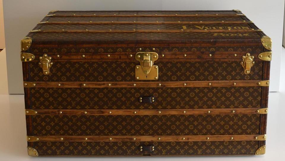 Louis Vuitton in njegov revolucionarni kovček, ki so ga hoteli imeti vsi