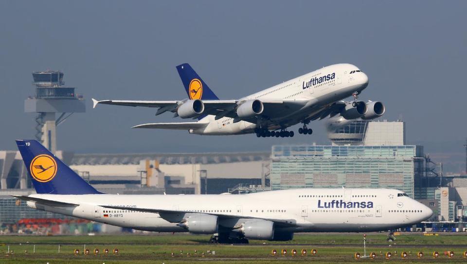 Kako bodo Nemci reševali Lufthanso? Nacionalizacije ne bo, sporočajo iz nemške vlade