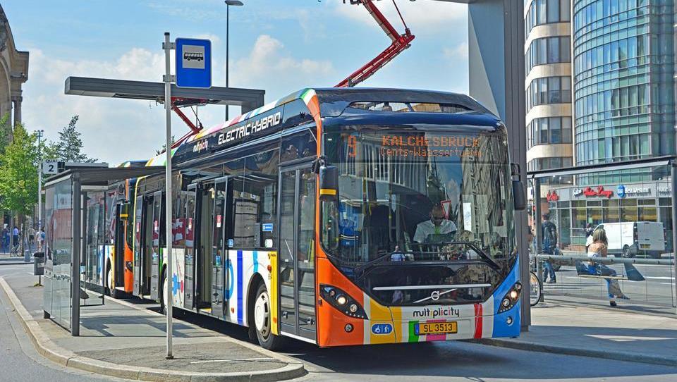 Brezplačni prevozi in v čem še je Luksemburg prvak