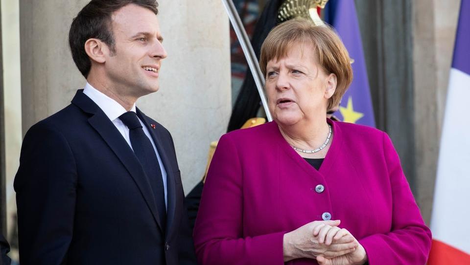 Zakaj gre Franciji pod Macronom bolje kot Nemčiji pod Merklovo – dobiva Evropa nov gospodarski motor?