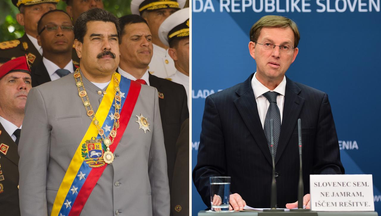 Maduro v slogu Cerarja: Dovolj je jamranja, želim rešitve!