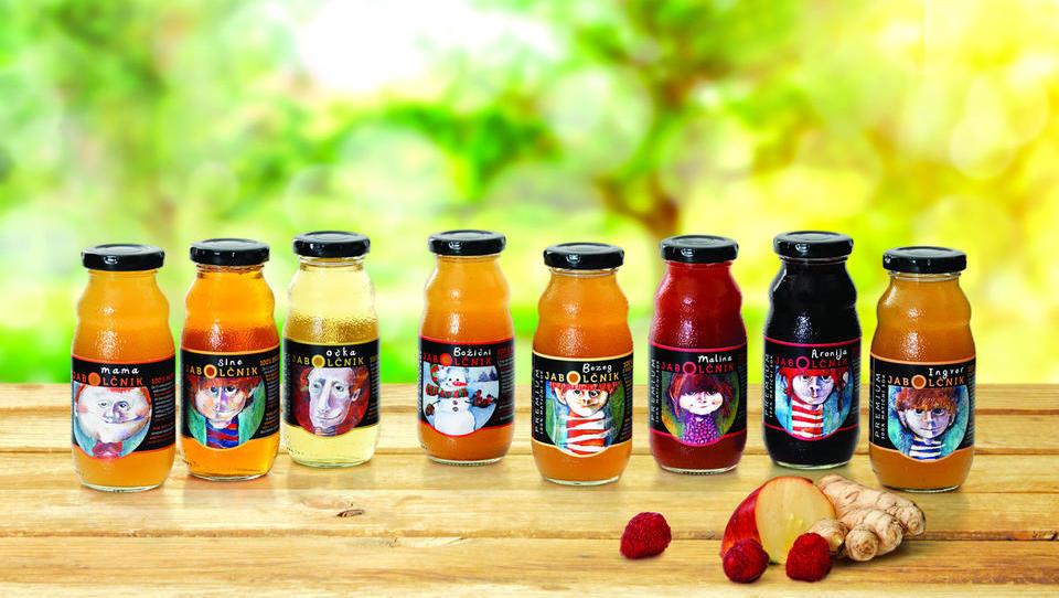 Nov uspeh za Grčinove jabolčne sokove na ocenjevanju v Londonu
