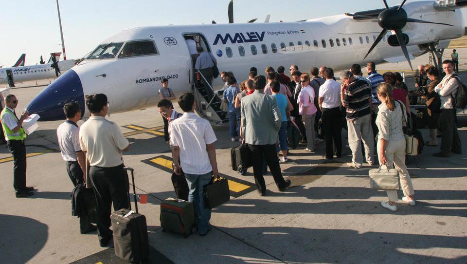 Lekcije propada nacionalnih letalskih družb Malev in Estonian Air